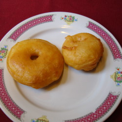 beignet de fruits