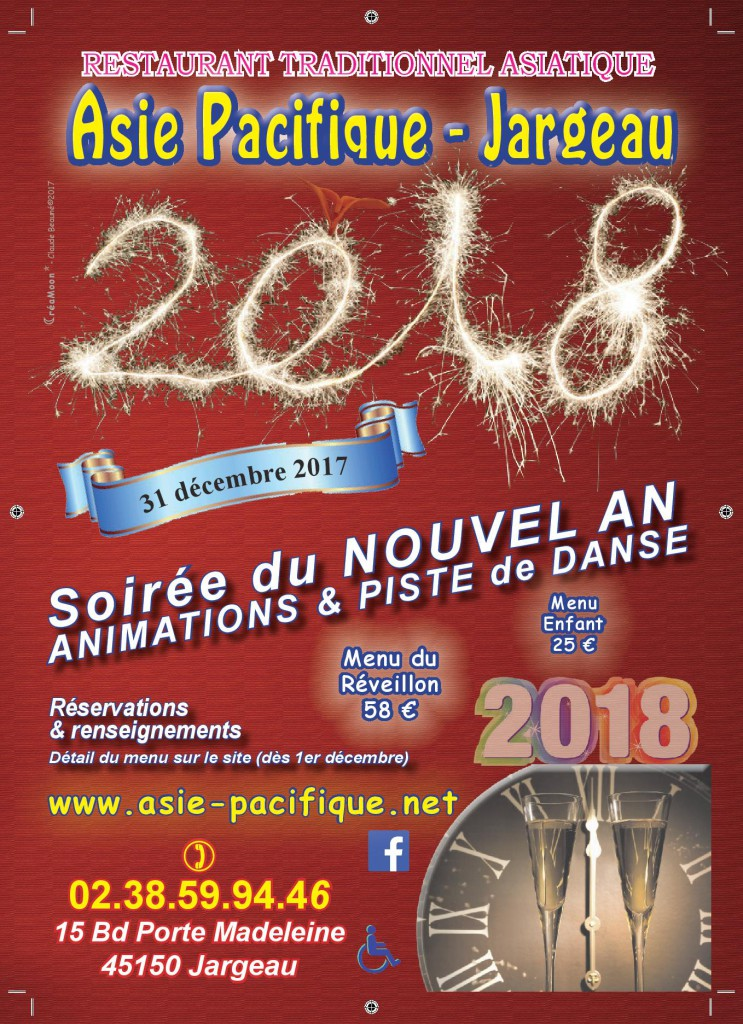2018 nouvel an